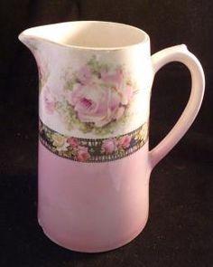 Myott & Son Co - Imperial Semi Porcelain Pitcher