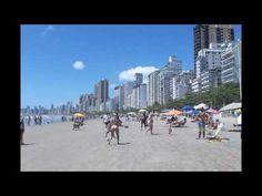 Feriadão do dia Servidor Público na Praia Central de Balneário Camboriú/...