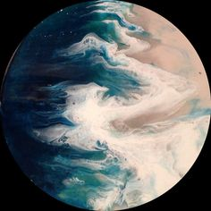 My name is Marie Antuanelle, I& a Sydney-based Russian-born seascape abstract artist. Painting is a therapeutic meditation for me, it keeps me sane and alive. Resin Wall Art, Diy Resin Art, Epoxy Resin Art, Resin Crafts, Ocean Artwork, Picasso Paintings, Copper Art, Pour Painting, Artist Painting
