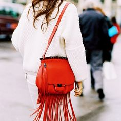 13 Fringe Bags To Carry This Weekend