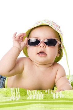 It s a good idea to have babies wear sunglasses. Will help avoid eye  problems such fc278e679c0e7