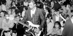Dick Dale: The Father of Surf Music | Fender Stratocaster