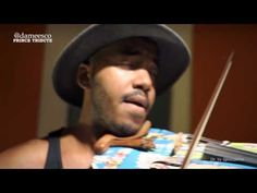 Prince - Purple Rain (Damien Escobar Violin Cover) - YouTube
