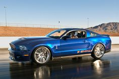 Mustang Shelby 1000 2012