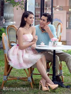 #Yaya Perfect Couple, Sweet Couple, Thai Princess, Young Fashion, Celebs, Celebrities, Famous Women, Celebrity Couples, Pink Fashion