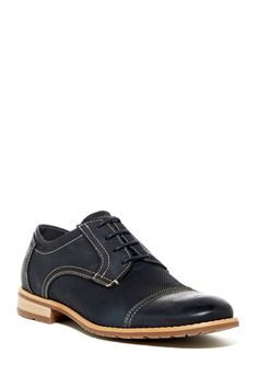 Image of Steve Madden Chays Cap Toe Derby