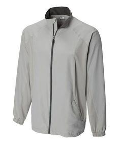 Look what I found on #zulily! Link Gray WeatherTec Andren Track Jacket - Men #zulilyfinds