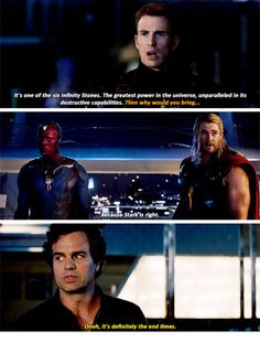 Bruce banner is so under appreciated <---- HAHAHA!!! I never noticed that!!!