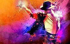 MJ Creative Colorful Wallpaper