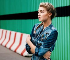Exclusive! Gigi Hadid Is the New Face of Maybelline