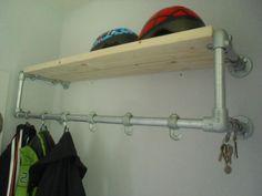 Inspiratie Huis en Tuin - Steigerbuis & Koppelingen Diy shelves