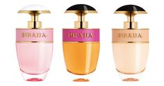 Prada Candy Kiss Collection ~ New Fragrances  need to check these out love the original prada candy