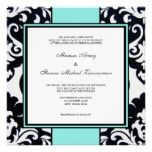 Tiffany Blue Invites