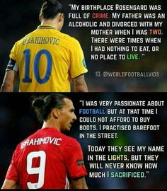Story of Zlatan which many don't Know. Football Jokes, Soccer Memes, Soccer Quotes, Football Stuff, Zlatan Memes, Sports Mix, Don't Like Me, Life Rules, European Football