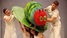 Win tickets to The Very Hungry Caterpillar