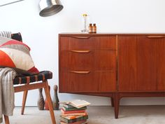 RETROMODERN Sideboards - McIntosh Dunvegan - Danish Mid Century Sideboards & Retro Furniture