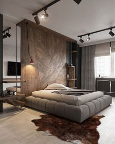 Ideal bedroom today