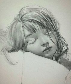 Wonderful Art from Soey Milk Initially my painting started as a simple way to add color. My drawings have always been on the detailed and intricate side, and as a teenager I introduced myself to. this sketch was found on IG account called: sketch_dai Art Sketches, Art Drawings, Baby Drawing, Drawing Tips, Pencil Portrait, Traditional Art, Cute Art, Art Inspo, Art Reference