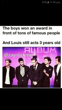 That's what attract us to be a directioners..and we r glad that we r fans of such a band which is not at all proudy after being so much famous across the world...
