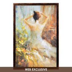 A Vision Framed Art Print  Available at Kirklands.com for $69.99.