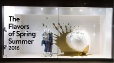 The Flavors of Spring Summer 2016 windows by ABC, Ashrafieh, Dbayeh – Lebanon »…