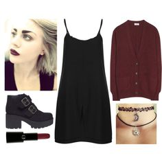 """Frances Bean Cobain"" by nadia-xxx on Polyvore"