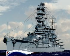 IJN Battleship Fuso