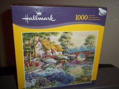 Lush Daydream Hallmark 1000 Piece Jigsaw Puzzle Hasbro NEW Sealed #Hasbro