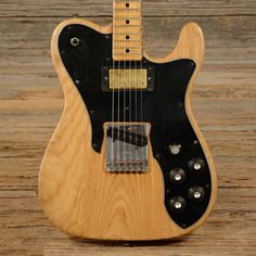 Fender Telecaster Custom Natural 1974 (s046)