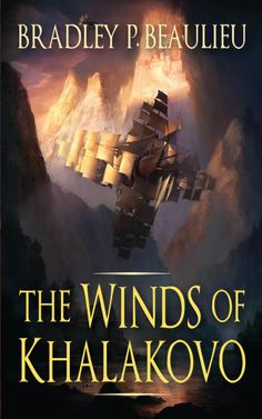 The Winds of Khalakovo by Bradley Beaulieu is part of #StoryBundle's latest Fantasy Bundle!