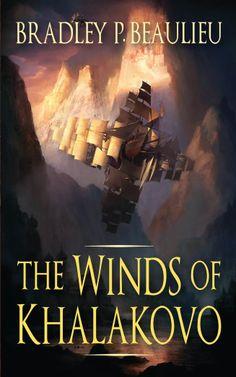 The Winds of Khalakovo by Bradley Beaulieu is part of #StoryBundle's latest Fantasy Bundle!