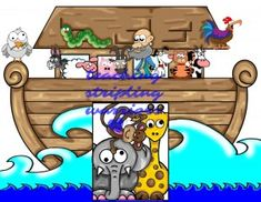 LDS Primary Lesson Helps LESSON 8: Noah and the Flood