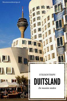 Düsseldorf is een ontzettend leuke bestemming voor een stedentrip. Bekijk alles over Düsseldorf en nog 10 leuke Duitse steden.