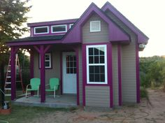 My Garden Shed / Man Cave Man Cave Garden Shed, Garden Buildings, Garages, Sheds, Outdoor Structures, Outdoor Decor, Projects, Design, Home Decor