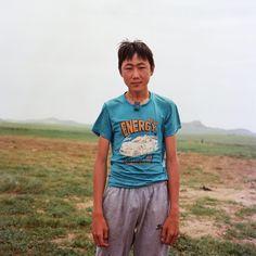 passer son adolescence dans les steppes de mongolie photography claudia revidat
