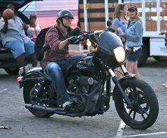 Charlie Hunnam , July 28