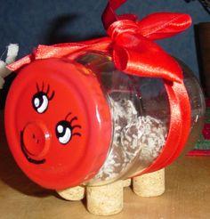 Tips og smånips: desember For Christmas! Simple Christmas, Handmade Christmas, Christmas Diy, Christmas Ornaments, Button Christmas Cards, Christmas Buttons, Diy Hacks, Popsicle Stick Christmas Crafts, Diy And Crafts