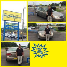CONGRAT's to Paul Johnson ‼️On the purchase of his Buick Lucerne ...We thank you for your purchase Paul‼️. Apply now @ www.SnapAndDrive.com to get you one... ✅✅✅EVERYBODY IS APPROVED✅✅✅. IN A SNAP #snapanddrive #getapproved