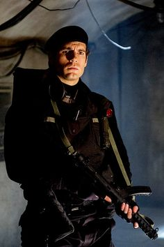 Henry Cavill as Napoleon Soloin The Man From U.N.C.L.E