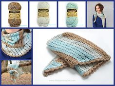 *12068* Een gratis haak patroon zelfs geschikt voor beginnende haaksters gemaakt met Scheepjeswol: Stone Washed vind je in via de link hier onder. Het patroon is Engelstalig maar voorzien van stap voor stap foto's dus goed te volgen. De kleurcombinatie is prachtig zo maar er zijn nog veel meer leuke kleurtjes bij elkaar te vinden in deze serie: http://bloemendalwol.nl/nl/scheepjeswol/305-scheepjeswol-stone-washed.html