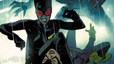 Weird Science DC Comics: Catwoman #49 Preview