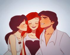 Ariel's family