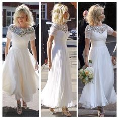 Love this dress! Fearne cotton! Wedding dress.