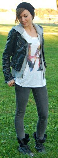Grunge - Punk Rock Chic