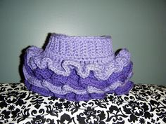 Adorable little baby tutu!! free pattern. thanks for sharing.