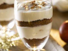 Tiramisu in der Weihnachtsedition mit lecker lecker Lebkuchen | Zeit: 30 Min. | http://eatsmarter.de/rezepte/weihnachts-tiramisu-mit-lebkuchen-0