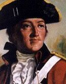 """Major Patrick Ferguson - seems to have been a gifted soldier for the British during the Rev. War.  """"However, the biggest mistake of his career was making threats against the lives and homes of the backwoods Scots-Irishmen...Knowing the Scots-Irish, Ferguson should not have been surprised that instead of reaching for the white flags, the mountain men reached for their long rifles hanging above the mantle...and descended the backcountry to settle up with Ferguson.""""  (Scots-Irish in Early…"""