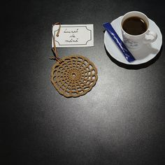 Șervețel Decorativ Rotund din Dantelă 1 · HAV-A. Doilies, Phone, Rings, Telephone, Ring, Jewelry Rings, Mobile Phones