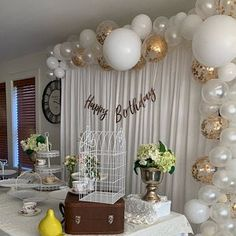 batool added a photo of their purchase Hen Party Decorations, Birthday Balloon Decorations, Graduation Decorations, Baby Shower Decorations, Graduation Centerpiece, Floral Decorations, Centerpiece Ideas, Balloon Birthday, Party Centerpieces