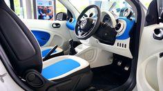 Free stock photo of auto automobile blue